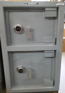 Drummond Double Door Class 2 Depository Safe