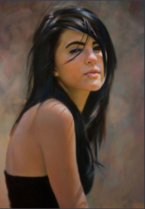 Beautiful Oil Portraits from your Photographs