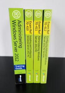Server 2012 R2 MCSE Exam Ref 70-410 70-411 70-412