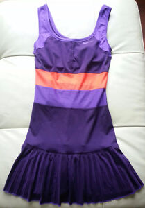 """Nike Dri Fit """"Tennis"""" Dress with Mesh Midsection--Size S"""