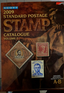 Scott Stamp Catalogs for Sale