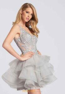 Ellie Wilde Prom Tulle Dress - Size 0