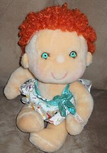 "Vintage Huggabunch Doll ""Tickles"""