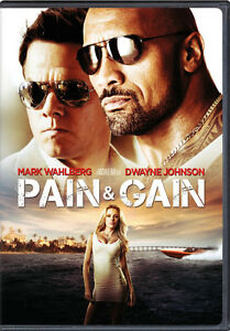 Pain and Gain (blu-ray)