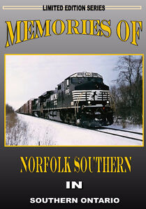 Memories Of Norfolk Southern - Limited Edition Series
