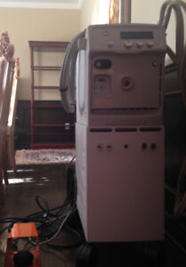 Laser hair removal machine (Lyra-i by Laserscope)