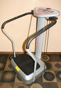 Superb EURO BODY SHAPER VIBRATION MACHINE SEE VIDEO