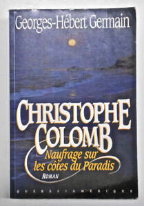 "Livre biographie ""Christophe Colomb"""