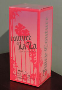 ★★ BRAND NEW ★ JUICY COUTURE MALIBU 75 ml ★ TRY AN OFFER ★★