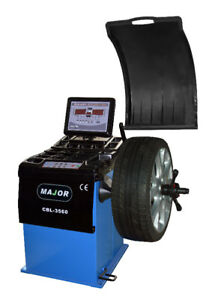 Wheel Balancer 3560, 10-28',Tire Machine, Automatic Data Entry