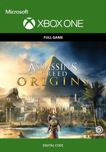 TRADE DIGITAL COPY OF ASSASSIN'S CREED ORIGINS XBOX ONE FOR PS4