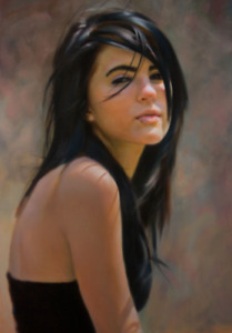 Commission a Hand-Painted Oil Portrait from your Photos