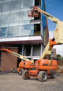 FOR RENT JLG 800AJ Articulating Lift - Weekly/Biweekly/Monthly