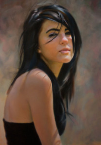 Commission a Beautiful Oil Portrait from your Photographs
