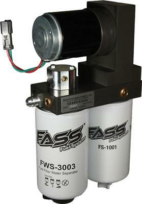 FASS Class 8 250gph Titanium Series Fuel Air Separation System TS 250G