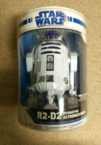 R2-D2 Interactive Astromech Droid Star Wars Voice Command Robot