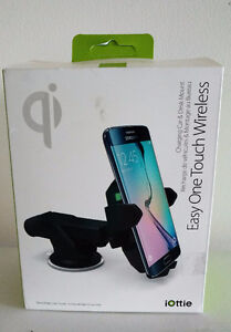 EASY ONE TOUCH WIRELESS CHARGING CAR MOUNT (new)