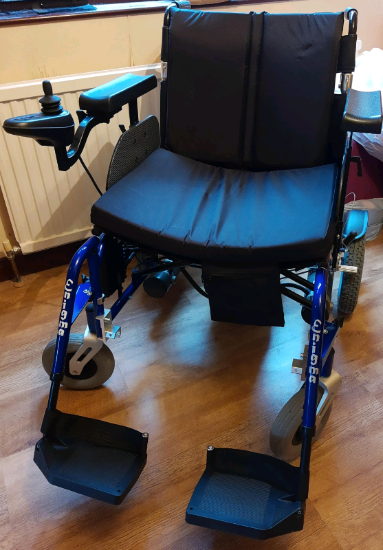 Energi Enigma Electric Wheelchair (extra wide) | in Dungannon, County Tyrone | Gumtree