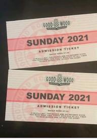 Goodwood revival ticket x1