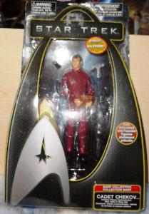 Cadet Chekov Star Trek Movie Figure