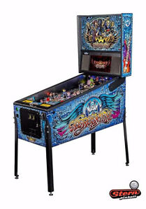 AEROSMITH Pinball - Local Setup & Delivery Included!
