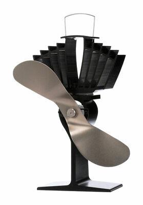 Ecofan  Aluminum  Wood Stove Fan