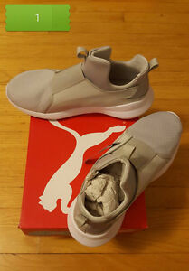 NEW, NEVER WORN WOMAN PUMA SHOES!!