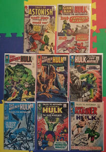 Tales to Astonish Comic Book Collection! Key Issues!