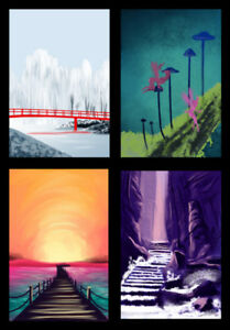 FOR HIRE: ARTIST