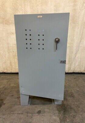 Hoffman Industrial Control Panel Enclosure C-sd603612 36 X 12 34 X 72