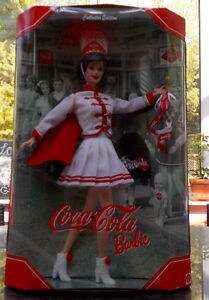 Coca-Cola Barbie Marching Band Parade Majorette Mattel! NEW Cambridge Kitchener Area image 1