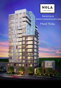 NOLA CONDOMINIUMS IN MISSISSAUGA PENTHOUSE UNIT AVAILABLE