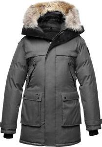 """Nobis """"Yatesy"""" Men's Winter Coat-Manteau d'hiver pour hommes"""