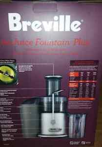 Breville Juice Fountain Pro