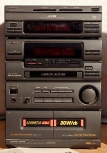 Stereo system - CD and cassette player, am/fm radio