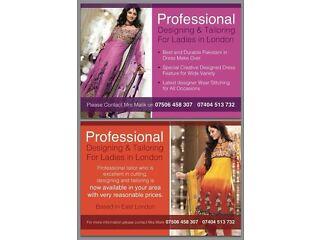 Professional asian shalwar kameez ladies tailoring service