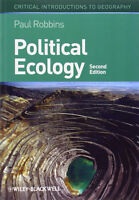 Political Ecology BIOL 4160 5160 Great condition