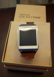 Montré Samsung Galaxy Gear