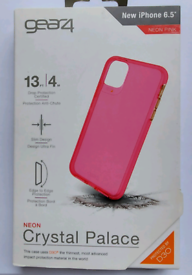 Gear4 Crystal Palace D3O Impact Protection Case for iPhone 11 Pro Max