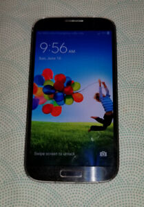 Cell Phone Samsung Galaxy S4 – Rogers Chatr