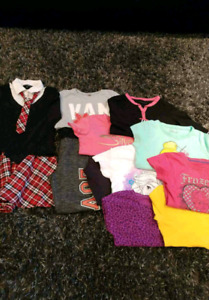 Girls Size 10 & 10/12 Lot