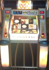Rowe CD100 Jukebox