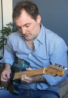 Guitar lessons for beginner to advanced....