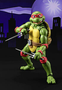 TMNT Raphael S.H. Figuarts Action Figure now available in store!