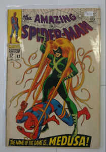 Marvel Comics The Amazing Spider-man #62 1968