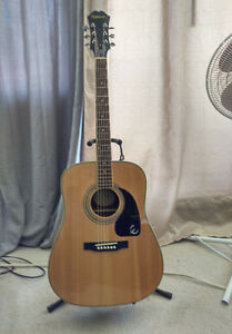 Epiphone acoustic guitar - trade