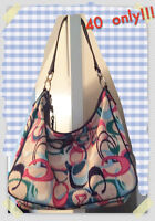 Mint condition Coach fabric handbag for only 40!!!!