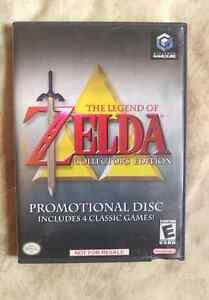 *RARE* The Legend of Zelda Collector's Edition (GameCube)
