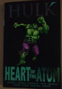 Hulk: Heart of the Atom Premiere (Hardcover)