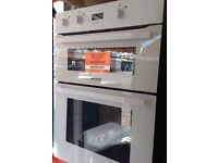 ***NEW Hotpoint integrated double oven for SALE with 12 months guarantee***